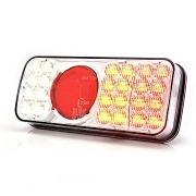 Svetlo združené vozíkové LED 12/24V /315/ W66 pravé