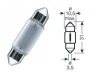 12V 10W SV8,5-8