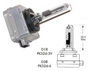 35W 42V PK32D-6 10x1 OSRAM D3R