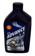 Advance 4T AX7 15W-50 1L /VSX/    SK