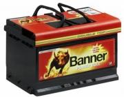 Autobatéria BANNER 12V 62Ah Power Bull
