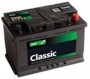 Autobat�ria LUCAS 12V 140Ah  Classic
