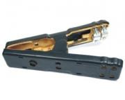 Br batt.clamp 500A ,fully ins-black