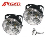 Daytime running light 12V / 4W 4xLED