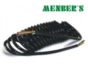 Electric. coil,24V 3,5m 30mm w.out plugs
