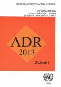 Eur�pska dohoda ADR  I. a II. zv�zok