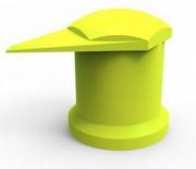 Indikátor matice PVC 33  plný /dlhý