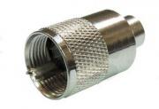 Konektor PL 259/6 mm