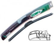 LUCAS-Flat w.blade+adaptor C,-610mm