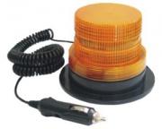 Maják 12/24V LED žltý s magnetickým uchytením