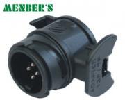 Micro adapter fr 13Pplug to 7Psocket 12V