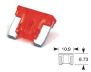 Micro blade fuses 10A