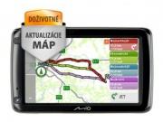 MIO GPS Spirit S697 U TRUCK do�ivotn� mapov� aktualiz�cia