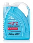 Nemrznúca zmes do ostrekovačov Dynamax -40°C 5L