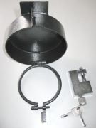 Ochrana hrdla n�dr�e PHM 013 UNI - celoplo�n� so z�mkom vertik�lne otv�ranie