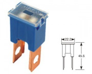 PAL fuses-male long leg 50A