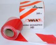 Páska bielo-červená 200m