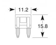 Poistka mini 7,5A