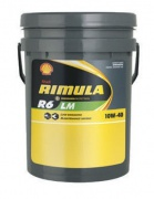 Shell Rimula R6LM 10W40 - 20L (do 24 hod)