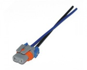 Socket for HB4 with 13,5cm cable, PE