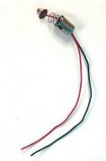Spojka 1-pól. dlhý kábel - kovová koncovka