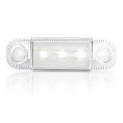 Svetlo interi�rov� 3 LED LW03u 12-24V
