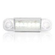 Svetlo interiérové 6 LED W76.2u 12-24V