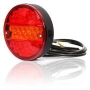 Svetlo LED zadné /288/ W19d 12-24V úzke
