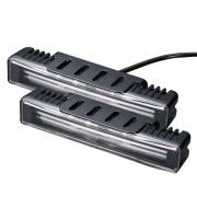 Svetlo pre denn� svietenie 12V,4 LED, A-DRL11