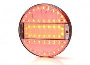 Svetlo zadné LED - 12/24V - 731-W91  UNI