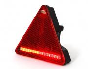 Svetlo zadné trojuholníkové LED-325-W6P - pravé