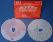 Tachografické krúžky BLUMBERG 125 Automatic