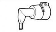 "Tryska prepl�tovacia - 20mm, 90"""