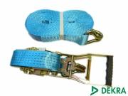 Upínací pás 5T/8,5m ERGO modrá (gurtňa)