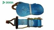 Upínací pás 5T/9,5m klasik modrá (gurtňa)