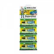 Zollex  Super glue 3g - sekundové lepidlo